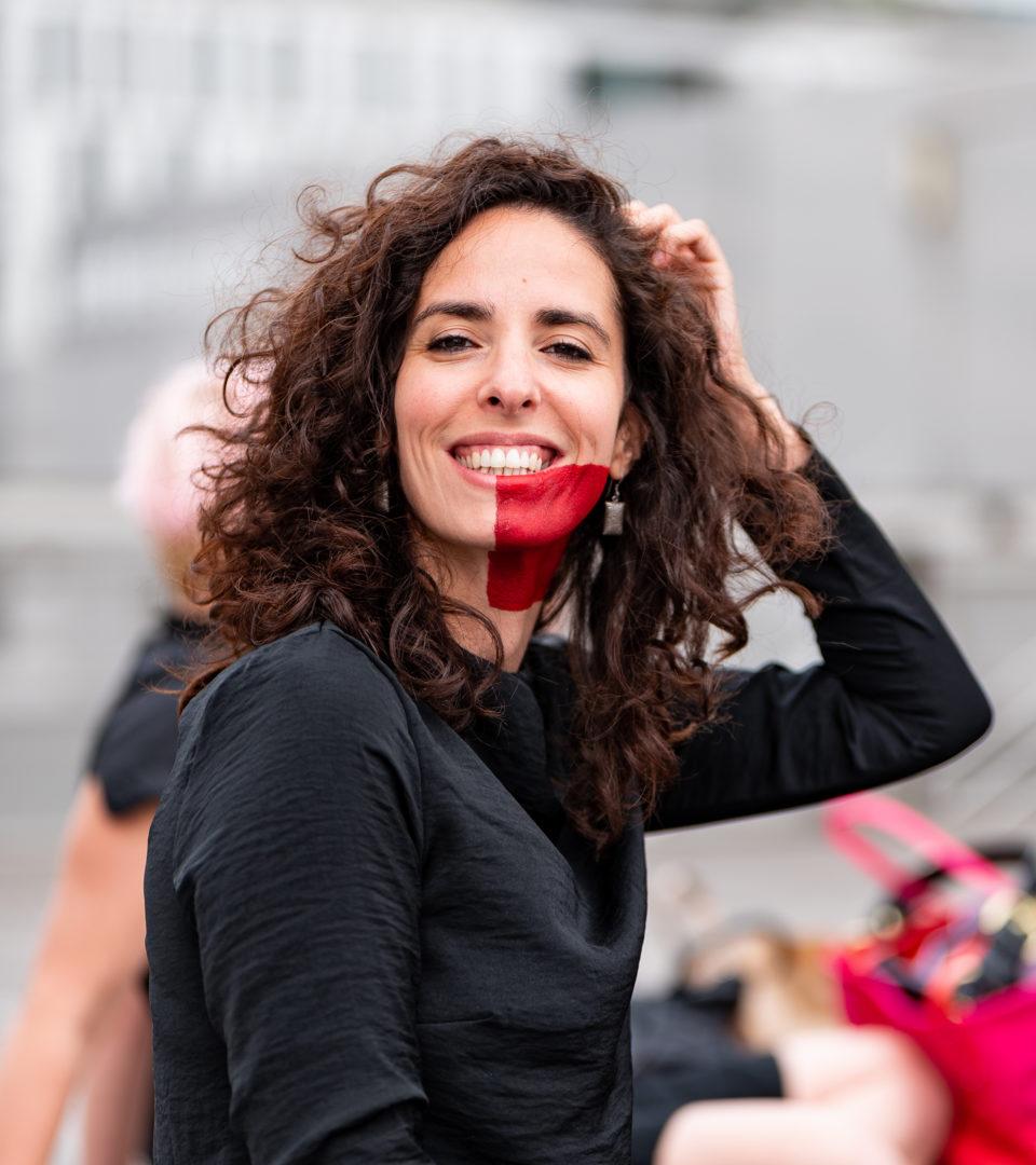 Sabrine Kasbaoui Journalist, movie director